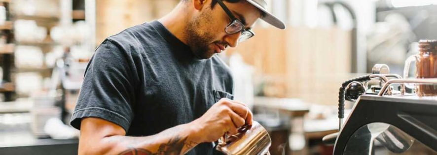4 simple tips to land your first barista job