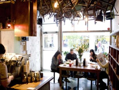 Cold calling cafes