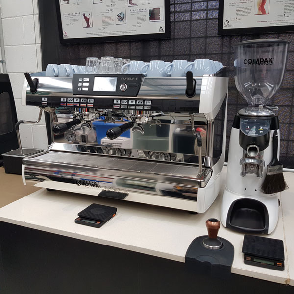 Barista workstation 3