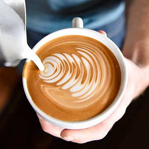 Latte art course
