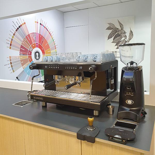Barista workstation 3